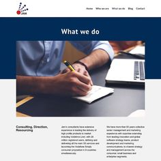 Another glimpse into another website in progress.  #webdesign #webdevelopment #apple #projectmanagement #london #design #project #blog #startup #website #wordpress #web #marketing #creative #innovation #business #motivation #inspiration #instagood #minimal #clean by bytebubble