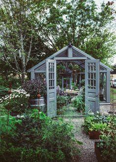 Drömmar om trädgården sommaren 2018