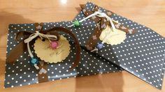 Geschenkverpackung selbst genäht , schnell und einfach