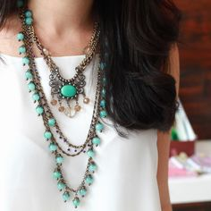 Blog Anjinha da Moda: Bijoux românticas como a Primavera/Verão 2014 - 2015 .