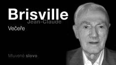 MLUVENÉ SLOVO - Brisville, Jean Claude: Veceře