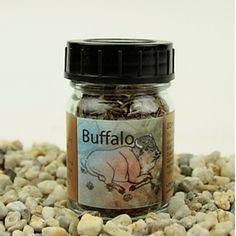 Wierookmix in potje 'Buffalo' - 16 g - 50 ml -