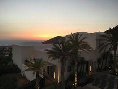 Sunset at Sikelia Pantelleria