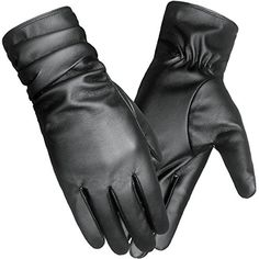 Enthusiastic Winter Pu Leather Gloves Womens Thermal Winter Motorcycle Ski Snow Snowboard Gloves Handschoenen Mittens Guantes Mujer Professional Design Women's Gloves