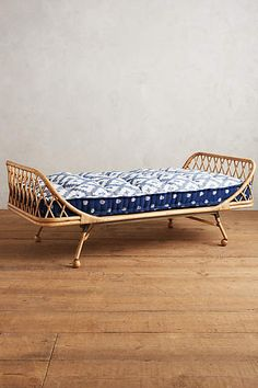 I'm dreaming about sitting in a sunroom on a rattan daybed full of the perfect pillow combo. These rattan daybeds are oh so dreamy Furniture Showroom, Deco Furniture, Home Office Furniture, Unique Furniture, Living Room Furniture, Painted Furniture, Furniture Design, Outdoor Furniture, Ikea Furniture