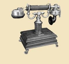 telephones in 1900 - Google Search