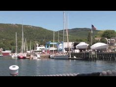 Camden Maine, Mt Battie and Penobscot Bay Sail