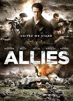 Shop Allies [DVD] at Best Buy. Find low everyday prices and buy online for delivery or in-store pick-up. Great Movies, New Movies, Movies Online, Movies And Tv Shows, Netflix Movies, Action Movie Poster, Action Movies, Movie Posters, Book Posters