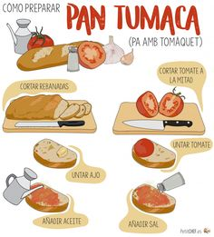 Cooking Recipes, Healthy Recipes, Food Facts, Spanish Food, Vegetable Recipes, I Foods, Finger Foods, Great Recipes, Food To Make