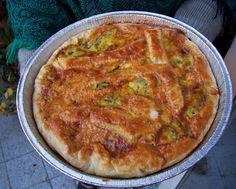 La scarpaccia è una torta toscana tipica della Versilia, a base di zucchine. ricetta DOLCE quella di Viareggio.