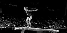 I really love this dismount because it's so different from what we generally see<3. (gif of Giulia Steingruber)