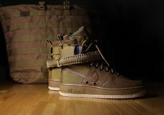 "Nike SF AF-1 ""Hazelnut"" - EU Kicks: Sneaker Magazine"