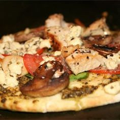 Healthy pita bake recipe that our family enjoys every time. Click for recipe