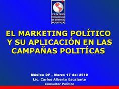 Presentación de Carlos Escalante durante el Seminario Democracia 2.0, celebrado el 17 y 18 de marzo de 2010, Cámara de Diputados. México, D.F.