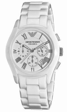 Emporio Armani Damen Uhr AR1404 CERAMICA