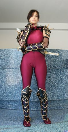 Taki - Soul Calibur 4 04 by MissSinisterCosplay on deviantART