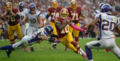 Favorite #Redskins moment of 2012! RGIII's 76-yd run against the Vikings #PinItWinIt