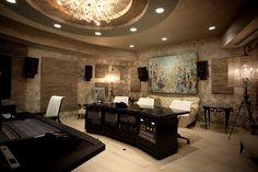 An Elegant Control Room