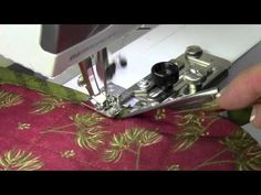 Bernina Bias Binders - #85 Simple Bias Binder, #87 Binder Attachment & #88 Binder Attachment - YouTube
