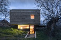 Gallery of B House / ch+qs arquitectos - 17