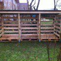 Firewood Shed Plans | MyOutdoorPlans | Free Woodworking Plans and Projects, DIY Shed, Wooden Playhouse, Pergola, Bbq