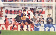 1999 - Gol de Angel (River 2 - Boca 0)