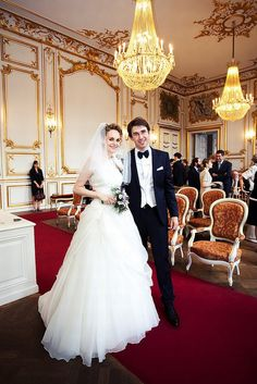 Vestidos de noiva ao redor do mundo - França