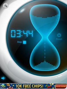 The Best Sand Timer is a great free app that's an alternative to traditional countdown clocks – try it out in your classroom!