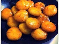 甘辛もちもちチーズポテトの画像