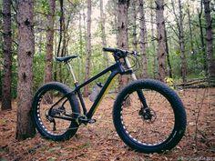 lefty fatbike Lefty Fork, Mtb Trails, Fat Bike, Touring, Cycling, Bicycle, Gears, Bike Stuff, Vehicles