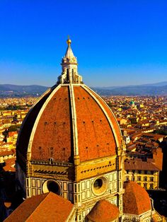 Travel.Food.Film: 13 Stunning Photos Of The View From The Florence Bell Tower