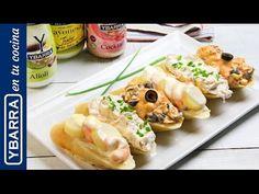 Receta Pinchos fáciles Ybarra - Ybarra en tu cocina