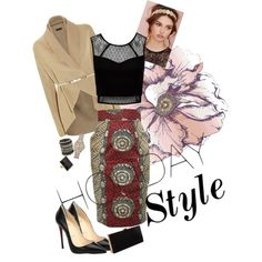 """holiday style"" by baharmelike on Polyvore"