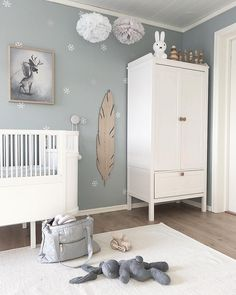 357 Likes 19 Kommentare Marielle R villarostille uff Baby Room Themes, Baby Boy Rooms, Baby Bedroom, Baby Room Decor, Baby Boy Nurseries, Nursery Room, Girls Bedroom, Baby Room Design, Toy Rooms