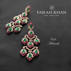 Farah Khan Fine Jewellery wishes you Happy EID Mubarak #eidmubarak #Eid #FKFJ