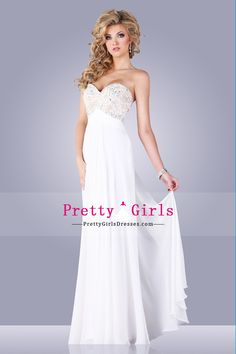 2014 hot selling Sweetheart A Line Wedding Dress Floor Length Chiffon With beading and Applique