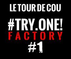 Le tour de cou Try One factory est porté par les meilleurs pilotes. North Face Logo, The North Face, Tour, Logos, The Nord Face, Logo, North Faces