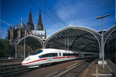 Köln Hauptbahnhof in Köln, Nordrhein-Westfalen