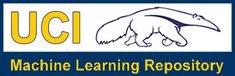 UCI Machine Learning Repository; Lots of different really good data sets
