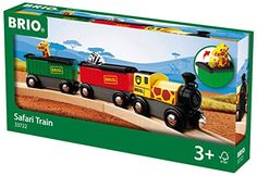 Brio Safari Train Brio…