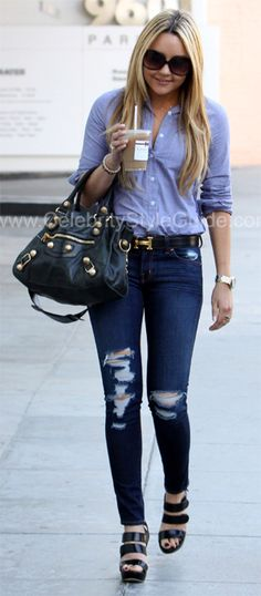 Amanda Bynes after lunch in Beverly Hills - July 24, 2009