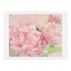 Lisa Argyropoulos Pink Peonies Art Print | DENY Designs Home Accessories