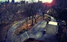 Morningside Park by Margot Wood