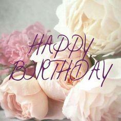Happy Birthday Drinks, Happy Birthday Wishes For Her, Happy Birthday Rose, Birthday Wishes Flowers, Happy Anniversary Wishes, Birthday Wishes And Images, Happy Birthday Beautiful, Happy Birthday Pictures, Happy Birthday Messages