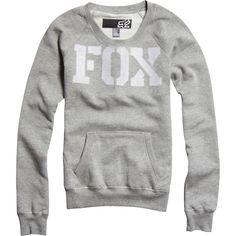 Fox Racing Mirage Pullover Girls Sweater. $49.50