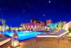 Palais El Miria #hotelmarrakech #pool #hotels #travel #voyage