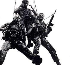 vietnam special forces with m14 | Vietnam war era pics of special units, LRRPS, MACV SOG,AATV,SEALS,FFL ...