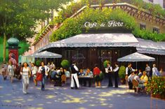 Image result for cafe de flore paris