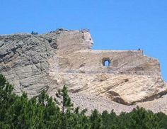 Crazy Horse Monument - Completed Vision