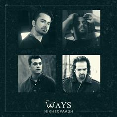 Download and Listen to the 'Rikhtopash' by 'The Ways' on Parmis Media Mobile